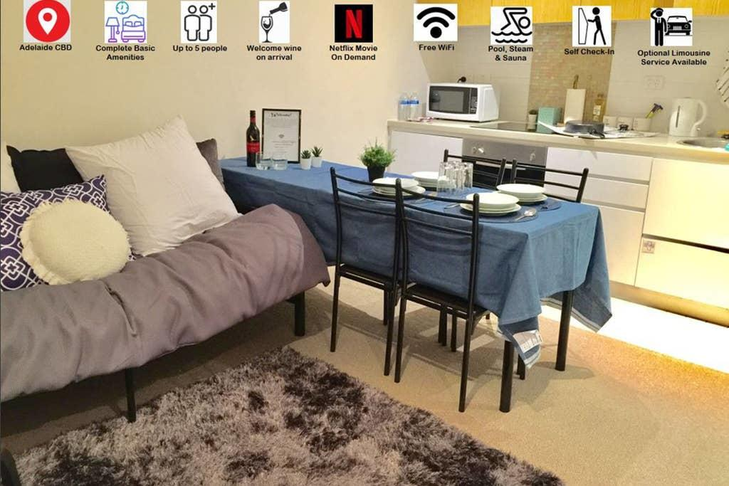 Balfours in Adelaide CBD - Accommodation Mooloolaba