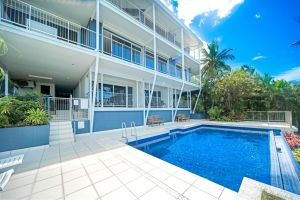 Baybliss Apartments Studio 2 - Accommodation Mooloolaba