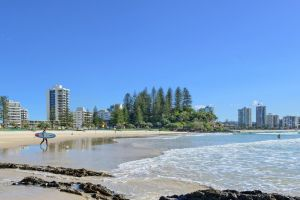 Bayview Apartments Rainbow Bay - Accommodation Mooloolaba