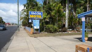Bel Air Motel - Accommodation Mooloolaba