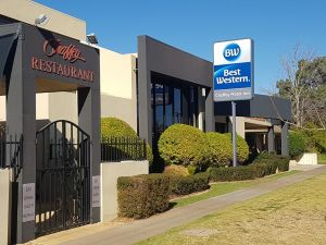 Best Western Chaffey Motor Inn - Accommodation Mooloolaba