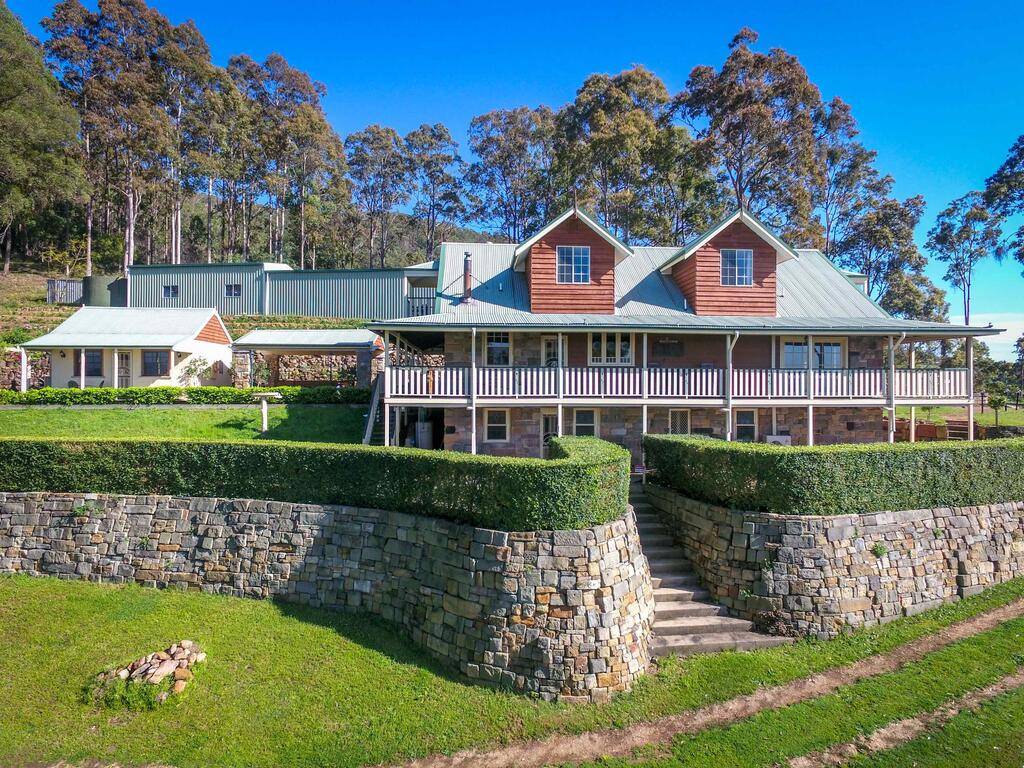 Bimbadeen Mountain Retreat - Accommodation Mooloolaba