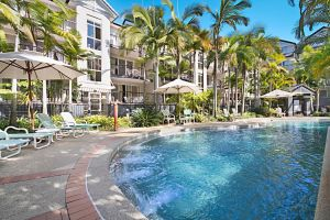 Blue Waters Apartments - Accommodation Mooloolaba